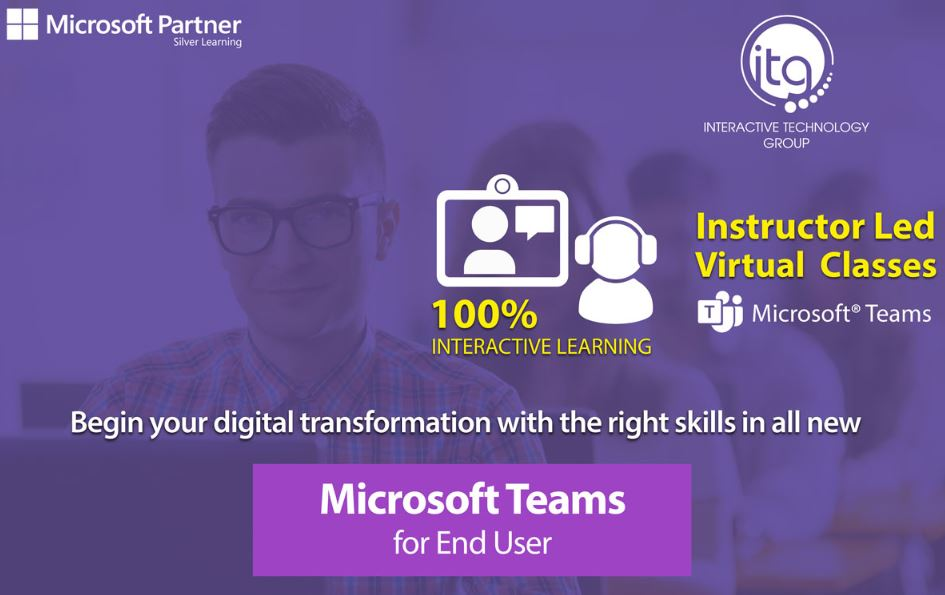 Microsoft Teams For End User MTBF-001